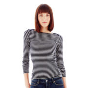 Joe Fresh™ Ribbed Long-Sleeve Tee