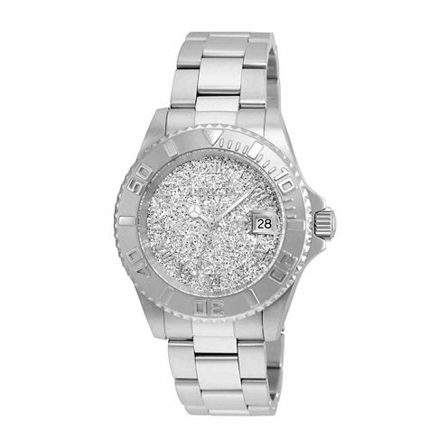 Invicta Womens Silver Tone Bracelet Watch-22706
