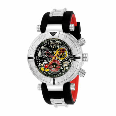 jcpenney.com | Invicta Unisex Black Strap Watch-22733