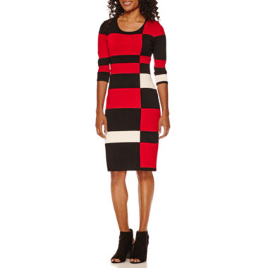 jcpenney.com | Danny & Nicole Sweater Dress