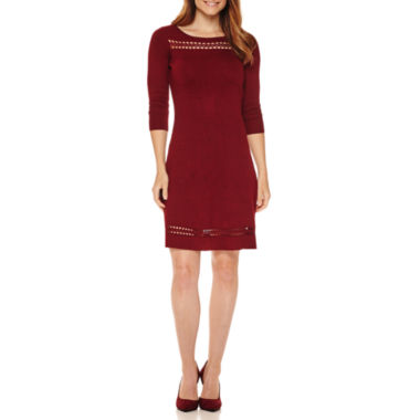 jcpenney.com | Liz Claiborne Sweater Dress