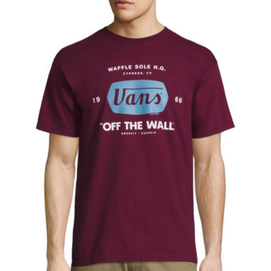 jcpenney.com | Vans® Short-Sleeve Waffle HQ Tee