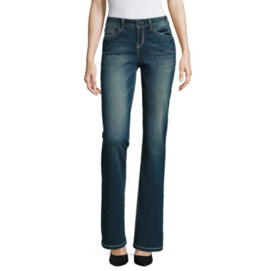 jcpenney.com | Wallflower Legendary Bootcut Jeans - Juniors