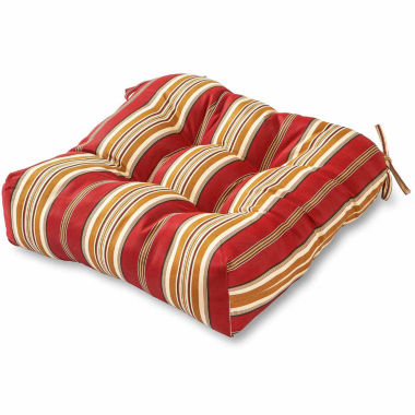 "jcpenney.com | 20"" Outdoor Chair Cushion"