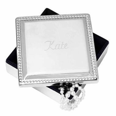 jcpenney.com | Cathy's Concepts Personalized Square Keepsake Box