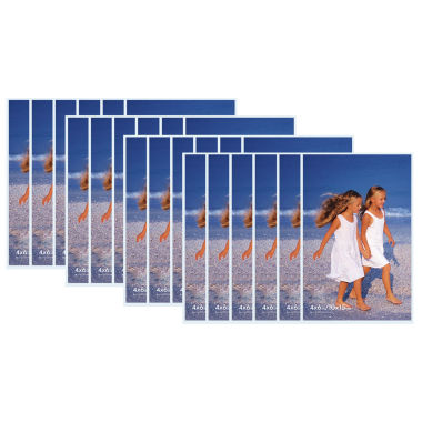 "jcpenney.com | Snap 4x6"" Acrylic Magnetic- Set of 24"""