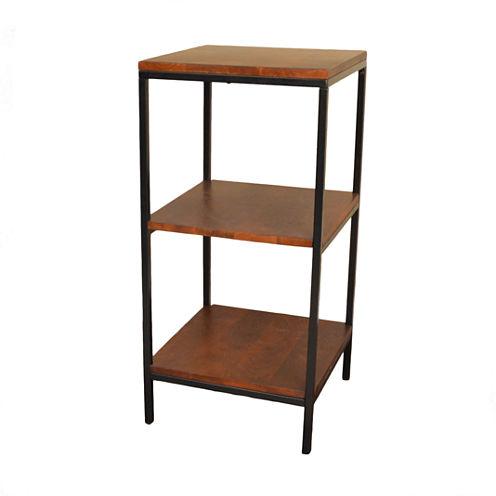 Carolina Chair & Table Brayden 3-Shelf Bookcase