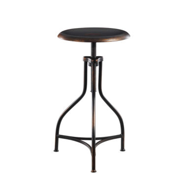 jcpenney.com | Carolina Chair & Table Adjustable Metal Bar Stool