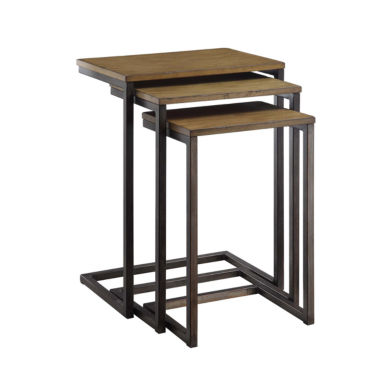 jcpenney.com | Carolina Chair & Table Cora 3-pc. Nesting Tables
