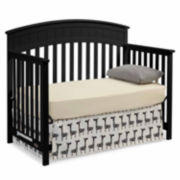 Graco Baby Crib - Black