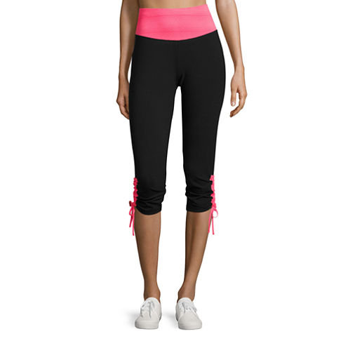 Made For Life Knit Workout Capris Talls
