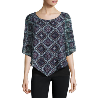 jcpenney.com | Alyx® V-Front Popover Top