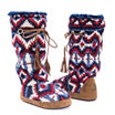 Muk Luks Grace Slippers