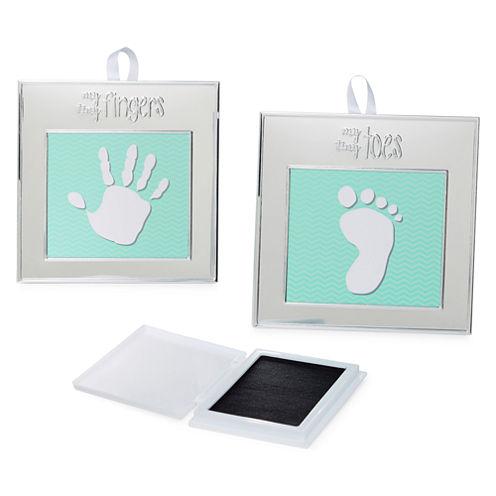 Okie Dokie Hand / Foot Imprint Kits 3-pc. Baby Milestones - Unisex
