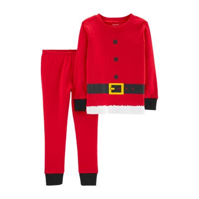Carter s 2-Pc. Santa Claus Snug Fit Cotton Pajama - Toddler Boy c5d50d953