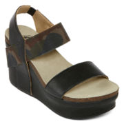 Strictly Comfort Balin Wedge Sandals