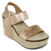 Strictly Comfort Balin Wedge Sandals