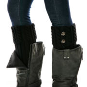 Mixit™ Cable Cuff with Button Boot Topper