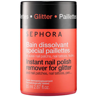 jcpenney.com | SEPHORA COLLECTION Instant Nail Polish Remover For Glitter