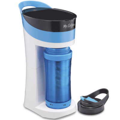 Coffee Maker Jcpenney : Mr. Coffee Pour! Brew! Go! Personal Coffee Maker - Black BVMC-MLBL - JCPenney