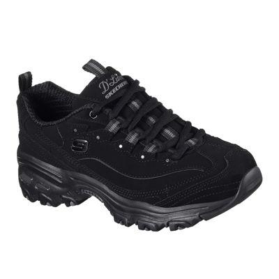 Skechers D'Lites Play On Womens Sneakers