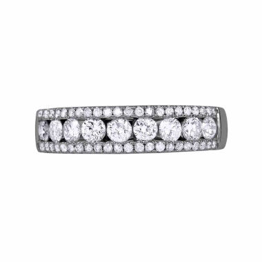 jcpenney.com | LIMITED QUANTITIES! Womens 1 CT. T.W. White Diamond 14K Gold Band