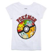 Pokemon Pokemon Graphic T-Shirt - Big Kid 7-20