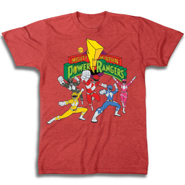 jcpenney.com | Short Sleeve Power Rangers Graphic T-Shirt