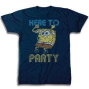 Sponge Bob Party Graphic Tee