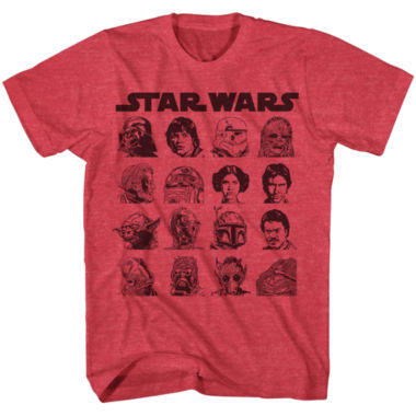 jcpenney.com | Star Wars Short Sleeve Crew Neck T-Shirt