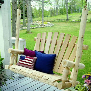 jcpenney.com | 4 Foot Porch Swing