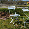 Carolina Chair & Table Malibu 2-pc. Patio Dining Chair