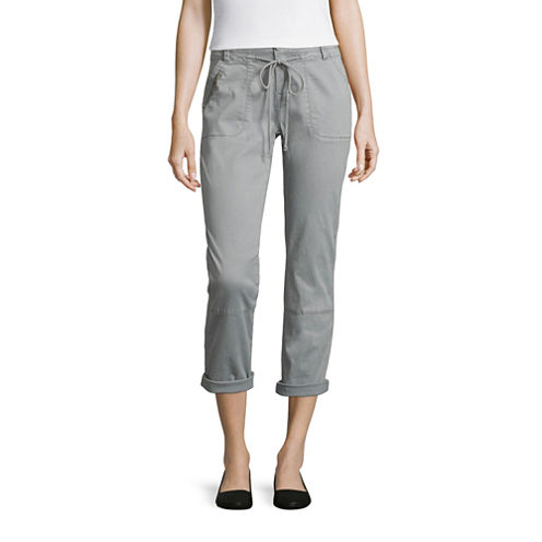 UNIONBAY® Straight-Leg Pants - Juniors