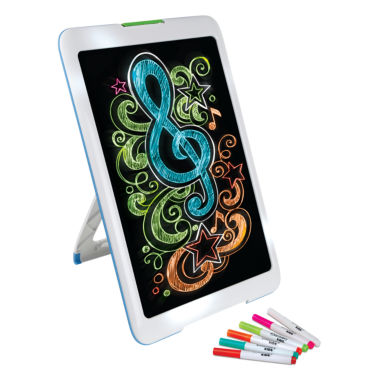 jcpenney.com | Discovery Kids Neon Glow Drawing Easel