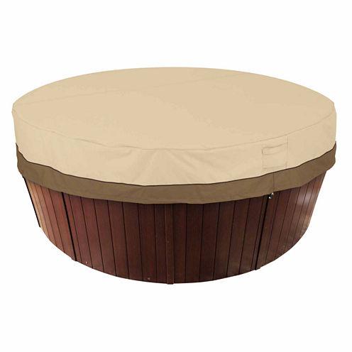 Classic Accessories® Veranda Round Hot Tub Cover