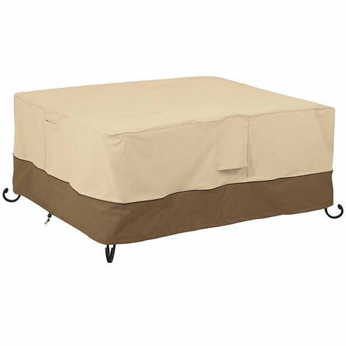 Classic Accessories® Veranda Rectangular Fire Pit Table Cover