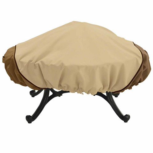 Classic Accessories® Veranda Round Fire Pit Cover Large