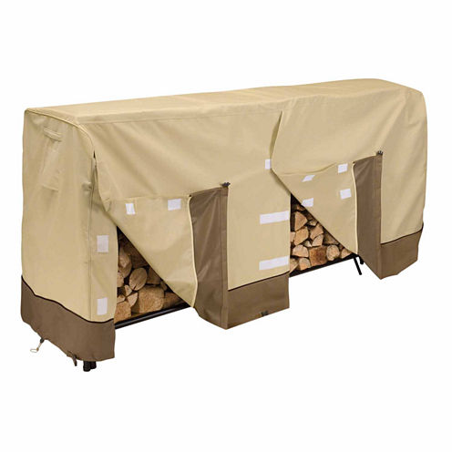 Classic Accessories® Veranda Log Rack Cover Large