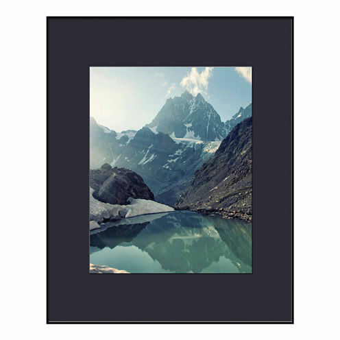 """Artcare 16x20"""" Photography Aluminum Wall Frame, Matted To 11x14"""""""