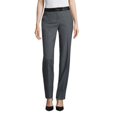 jcpenney.com | Worthington® Notched-Waist Pants