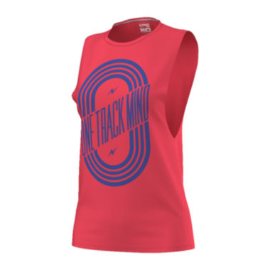 jcpenney.com | adidas® Graphic Tank Top