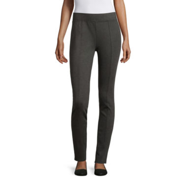 jcpenney.com | Stylus™ Ponte Leggings - Tall