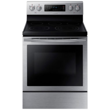 jcpenney.com | Samsung 5.9 Cu. Ft. Free-Standing Electric Range with True Convection