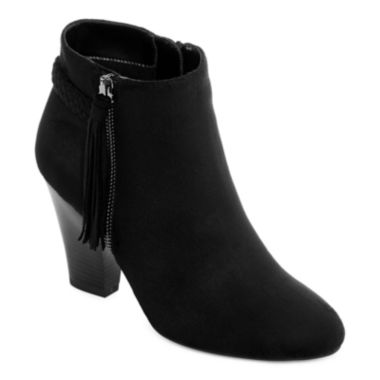 jcpenney.com | a.n.a® Dusty Braided Booties