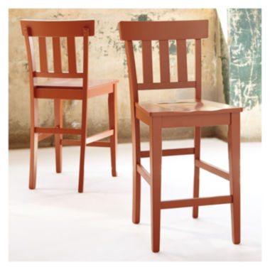 jcpenney.com | Signature Design by Ashley® Bantilly Set of 2 Barstools
