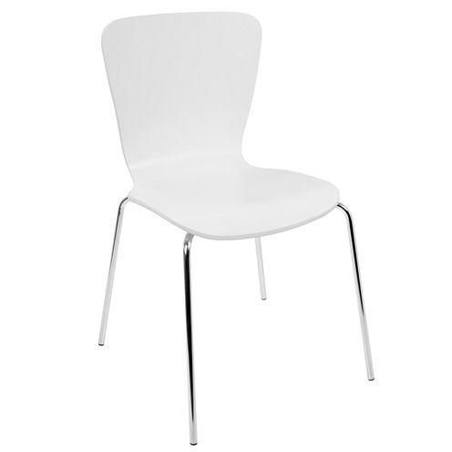 Bentwood Stacker Side Chairs - Set of 4