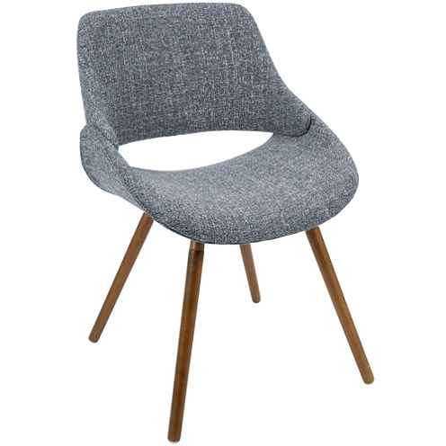 Fabrico Modern Upholstered Side Chairs - Set of 2