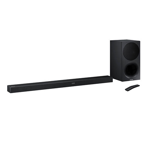 Samsung 3.1 Channel 340W Sound Bar with Wireless Subwoofer