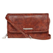 Liz Claiborne Crossbody Wallet