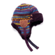 MUK-LUKS® Vintage Sweater Trapper Hat